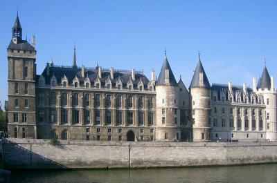 Paris Conciergerie
