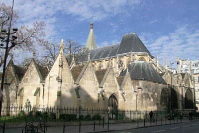 St. Séverin