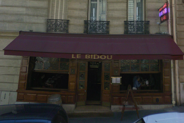 Le Bidou Bar