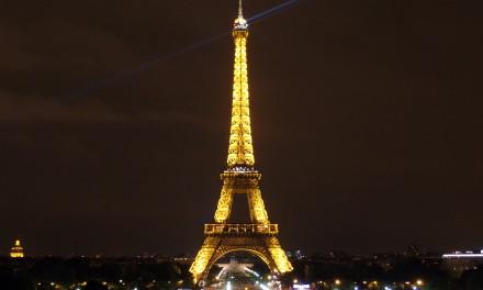 Trocadéro /The Eiffel Tower