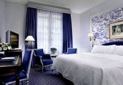 Prince de Gaulle Hotel Room