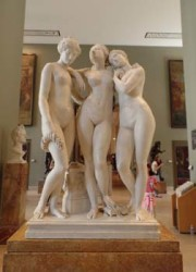 Louver Statue