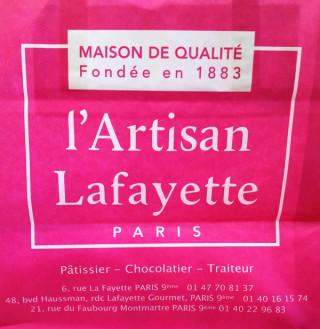 L'Artisan Lafayette