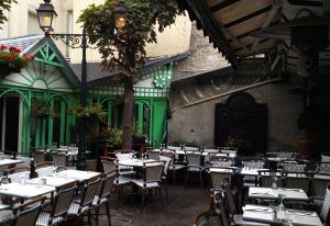 Inside La Cremaillere