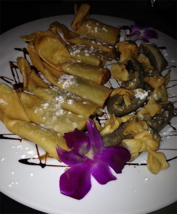Pad Thai Restaurant near Champs Elysees